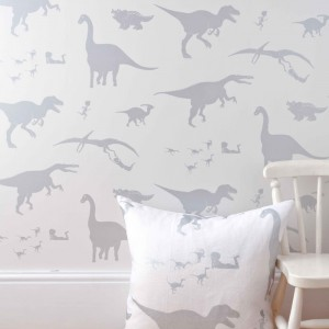carta da parati e-saurus wallpaper dinosaur by paperboy wallpaper