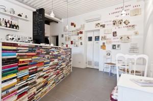 costruire libri arch. Sancineto Muffineria a Roma