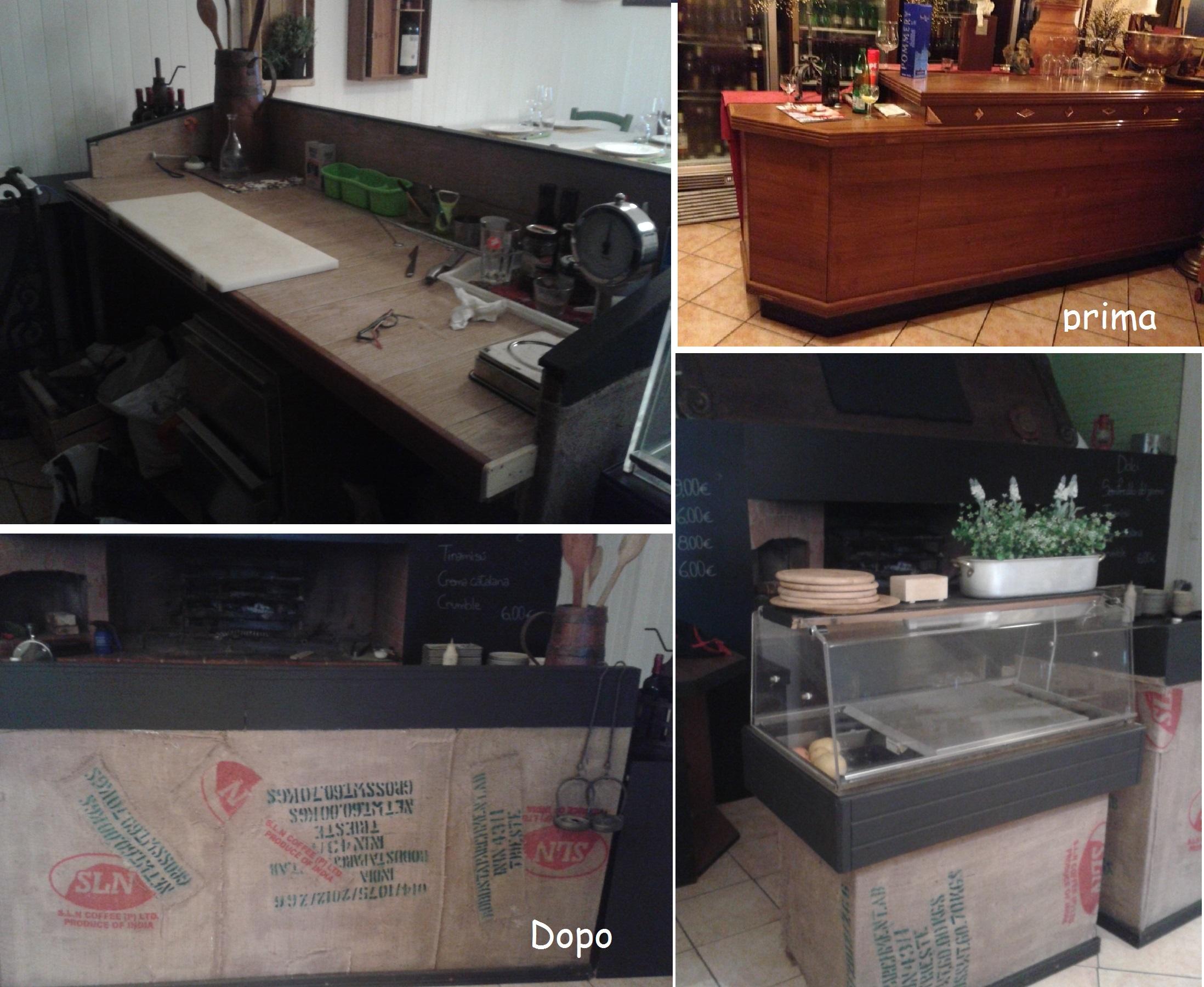 Bancone In Legno Costruito Artigianalmente : Realizzare desk e banconi creativi architettura e design a roma