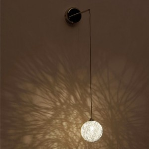 ingresso sweet light parete