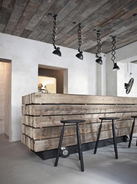 Realizzare desk e banconi creativi architettura e design - Miglior materiale per finestre ...
