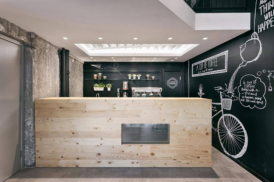 rivestito in tavole stock coffee architektura budjevac 1