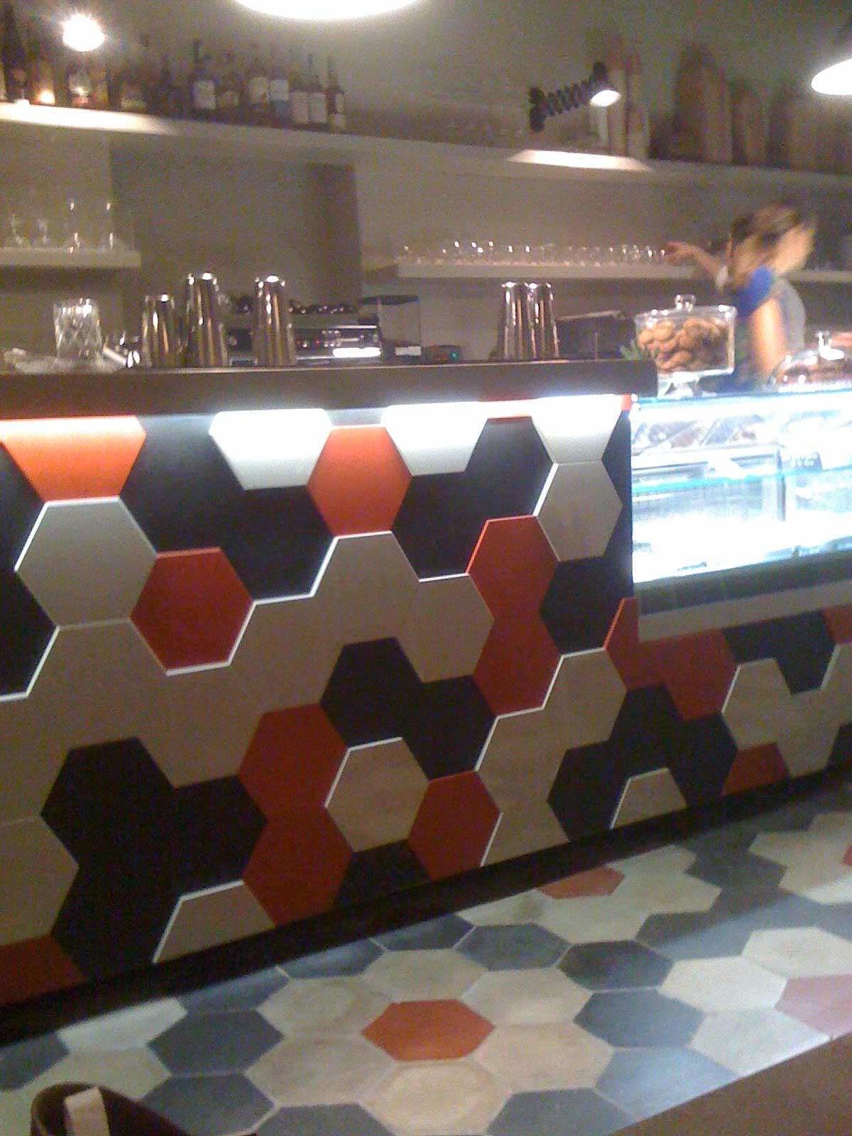 Realizzare desk e banconi creativi - Architettura e design a Roma