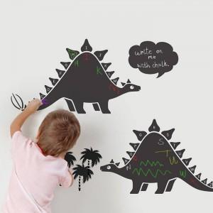 Adesivi Lavagna-wall-Stickers-da Snuggledust Studios