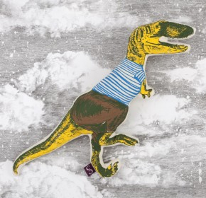 Dinosaur-Shaped-Pillow-Yellow-On-the-Clouds1sianzeng.com