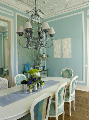 PRANZO color Tiffany via beautifulroomofthehouse.blog