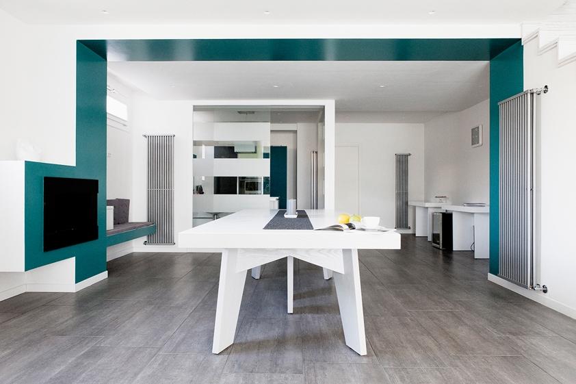 50 SFUMATURE DI AZZURRO - Architettura e design a Roma