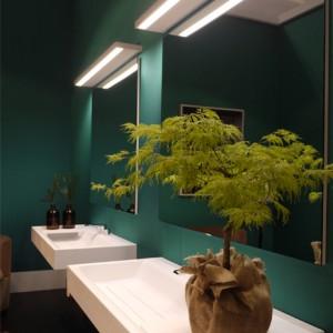 bagno verde petrolio colori acqua e mare per bagno