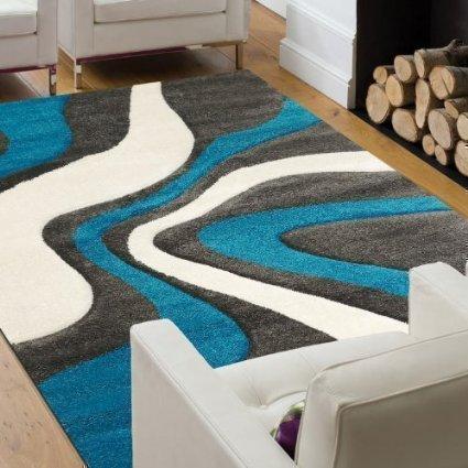 di carpetcity il tappeto con motivi ondulati