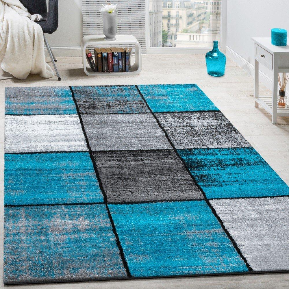 Pitture Per Saloni Moderni 50 sfumature di azzurro - architettura e design a roma