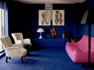 zaffiro cobalt-magenta-via-Elle-Decor