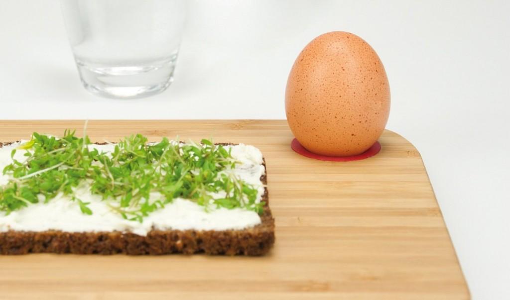 .amazon by enjoyTavoletta per la colazione con portauovo