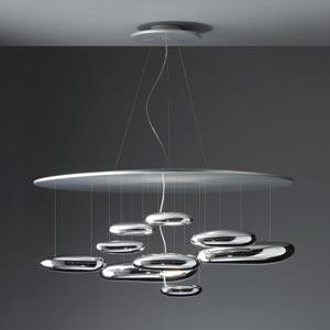 compl Lampada da sospensione Mercury, design Ross Lovegrove, Artemide
