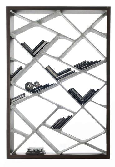 compl libreria shanghai di alivar con struttura interna ad alveare