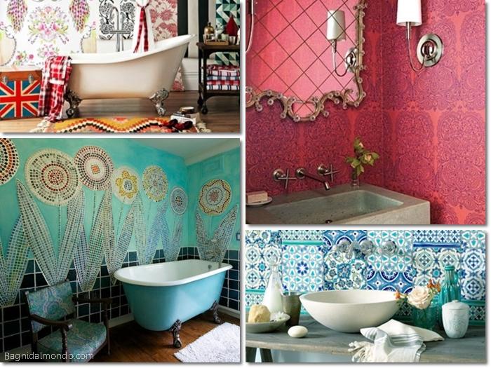 BAGNO Boho-bathroom-