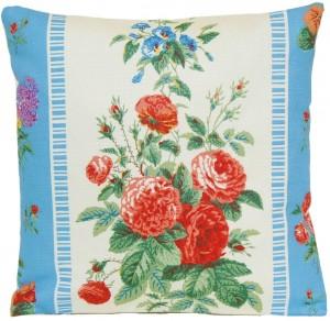 .amazon copriletto fiori Copriletto Cuscino fiori rossi, Ralph Lauren materiale cuscino, motivo rosa in tessuto