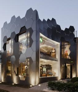 arch SuperLimão Studio Estar-Móveis-Store-Honeycomb
