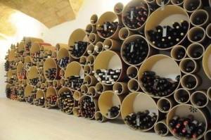 arch. esigo arredamenti di design per enotece e wine bar