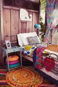 cameretta bedroom-boho1