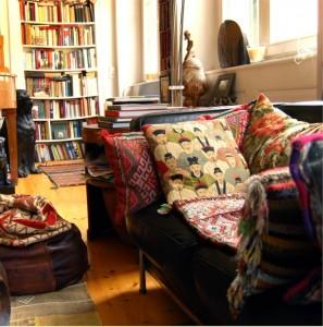 cuscini libri