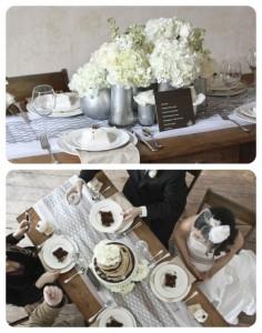 decor rete runner Chicken_wire_Wedding_Table_runner