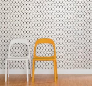 decoro parete carta da parati su www.designyourwall.com a 189.95 dollari