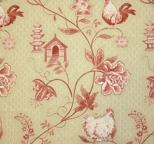 decoror parete rete su www.fabricsandpapers.com bantam toile fabric a 55.00sterline