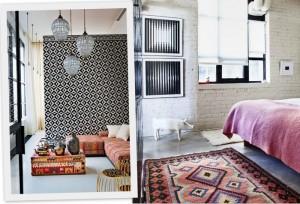 ikat industrial_ethnic_eclectic_mix_interior_design_via_designloversblog