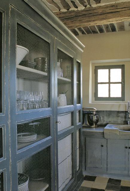 mobile grande cucina