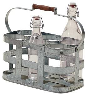 .amazon bottiglie in vetro bormioli