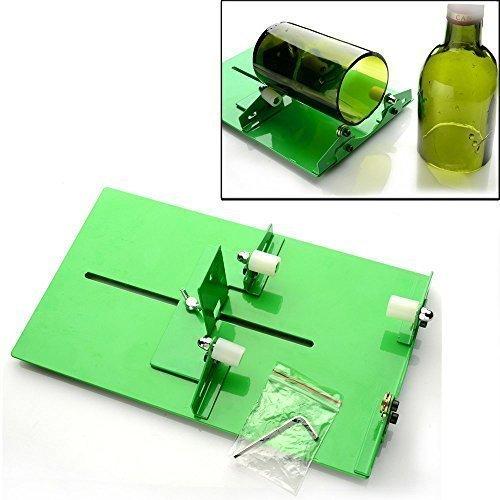 .amazon le bottiglie si possono tagliare anche con questo bottle cutter che poette acquistare QUI
