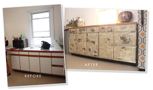 Decoupage Paper Kitchen Cabinets Stkittsvilla