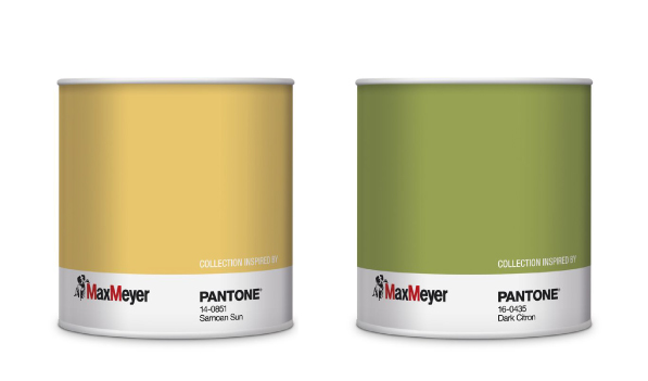 Colori Maxmeyer By Pantone Foto 3 Architettura E Design A Roma