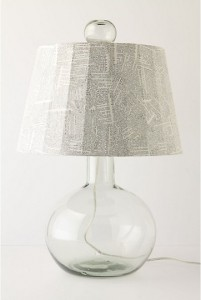 complementi lamp-newspaper