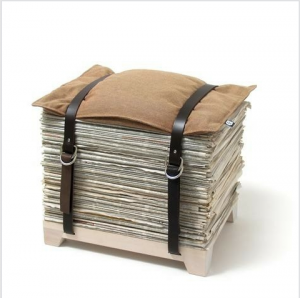 idee newspaper-stool