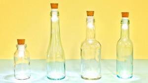 tappi design con led permettono ad ogni bottiglia di diventare un oggetto di design al costo di 12.50 € l'uno