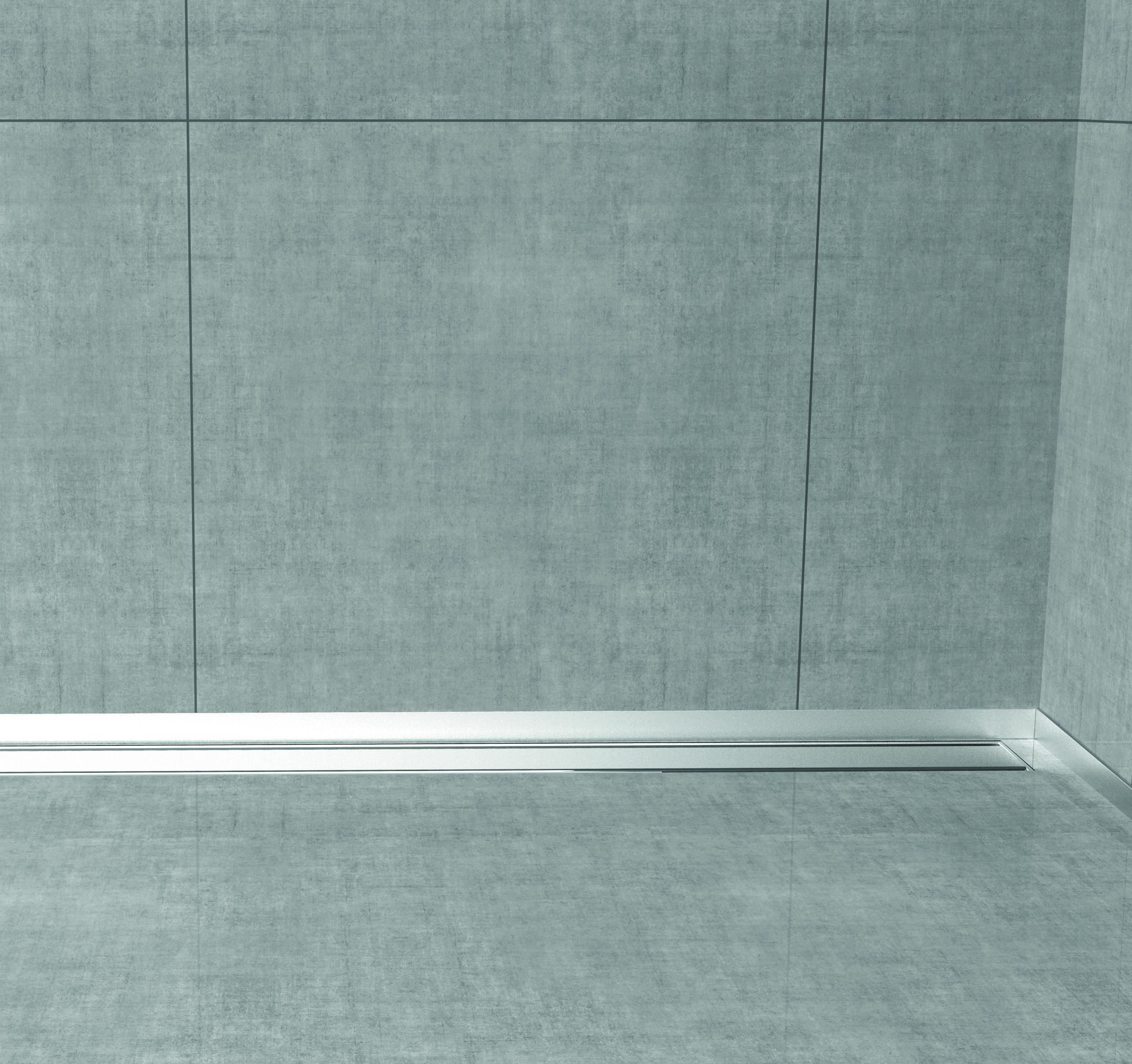 Profilpas un nuovo sistema per concepire l 39 area doccia - Posare un piatto doccia ...