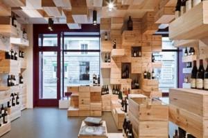 arch Progettato da OOS ditta svizzera per Albert Reichmuth , società operante nel settore vinicolo che si trova a Zurigo, è uno showroom del vino di classe2