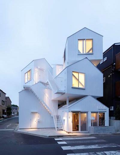 architettura architettura di sou fujimoto