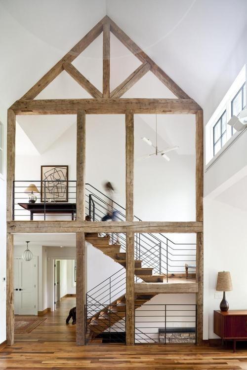 architettura casetta telaio
