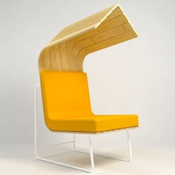 complementi furniture by Christian Vivanco