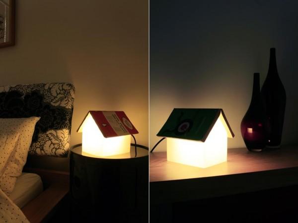 complementi lampada libro su ebay