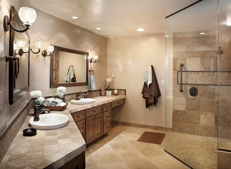 Profilpas un nuovo sistema per concepire l 39 area doccia - Cost to finish basement with bathroom ...