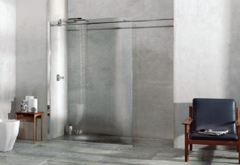Profilpas un nuovo sistema per concepire l 39 area doccia architettura e design a roma - Posare un piatto doccia ...
