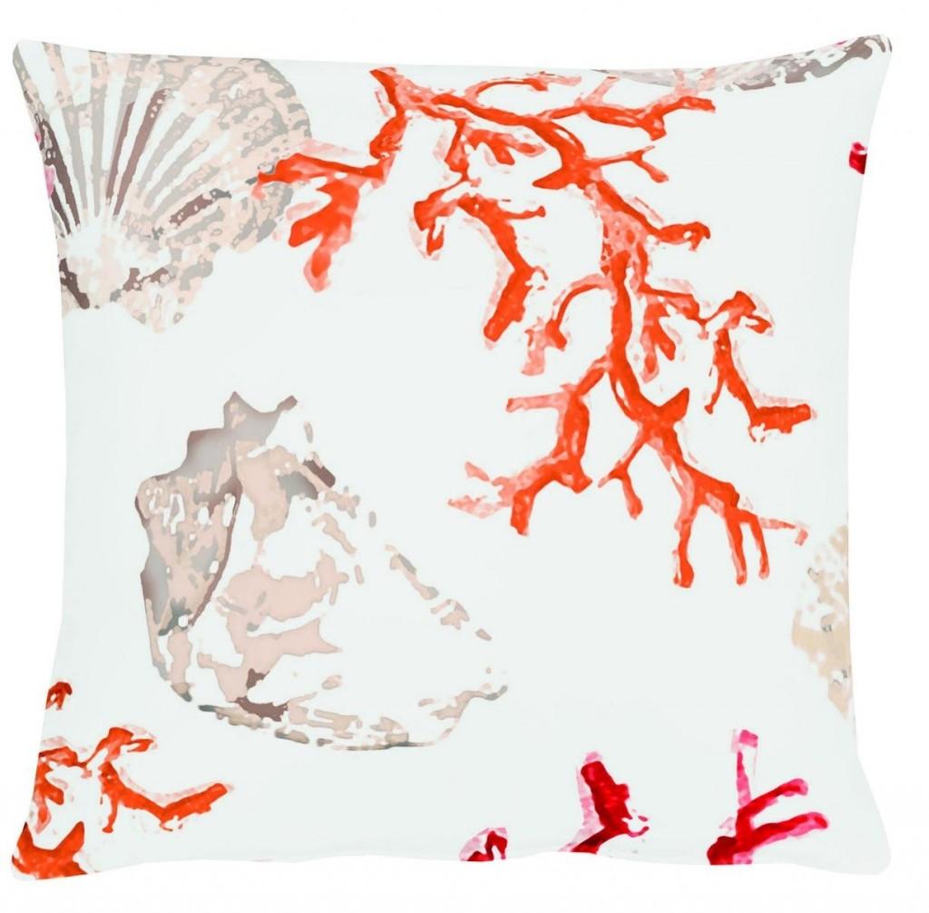 .amaon federa per cuscino con motivo di coralli e conchiglie si apelt