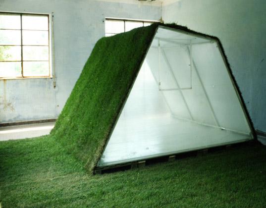 archiettura lawn house progettata da altro_studio