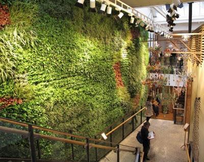 architettura Anthropologie in Regent Street a Londra dei designer Biotecture