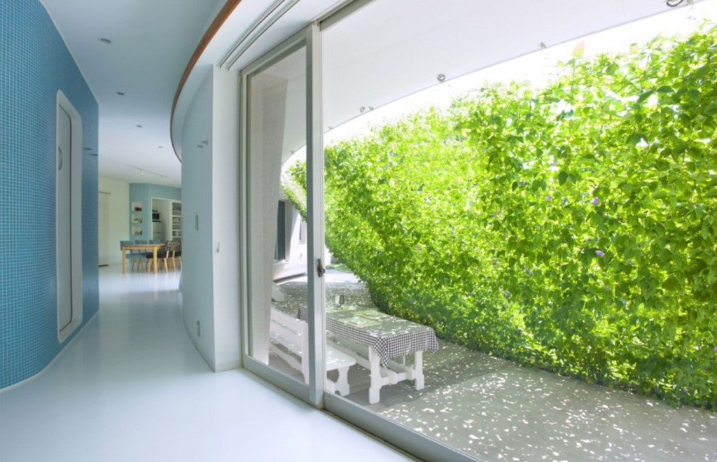 architettura Wall-of-Green-Design-Ideas