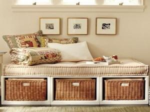 cassetti divanetto-con-cestini-contenitori
