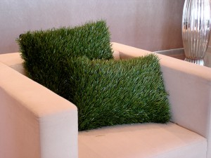 complementi grass pillow